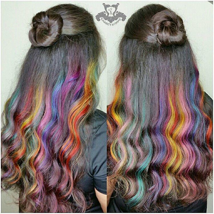 Pravana Vivids Neons Rainbow Brite Highlight Hair Color