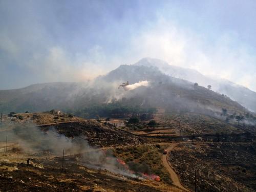 φωτιά μανδράκι φωτιάμαίου2013