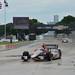 Ryan Briscoe in Turn 1 at Belle Isle