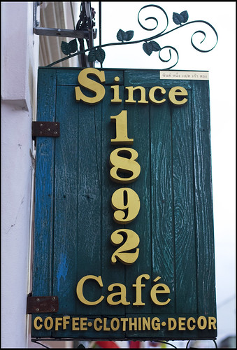 Since 1892 Cafe, Thalang Road, Phuket Town