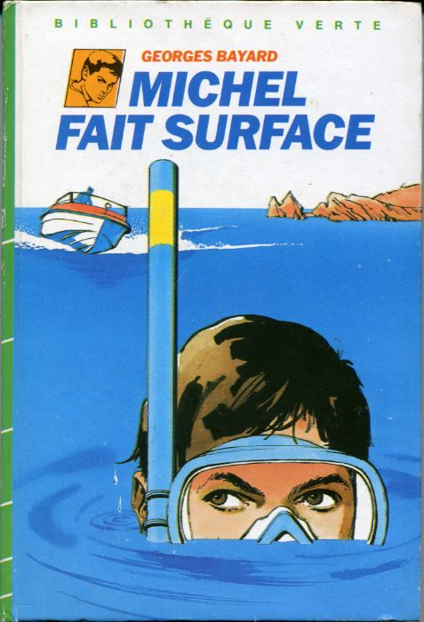 Michel refait surface , by Georges BAYARD