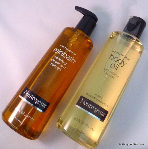 Review: Neutrogena Rainbath Refreshing Shower & Bath Gel + Body Oil