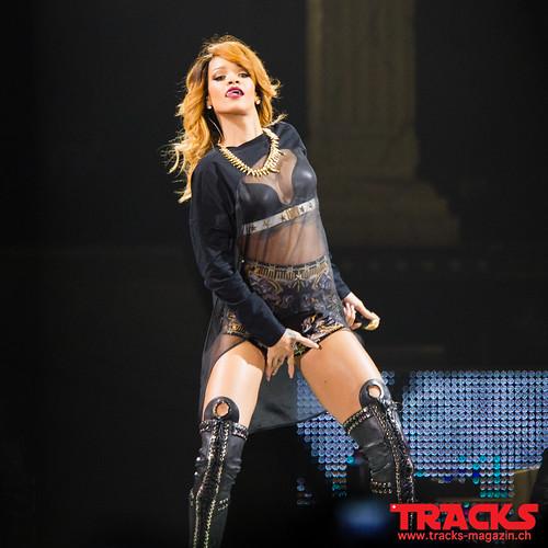 Rihanna @ Hallenstadion - Zurich
