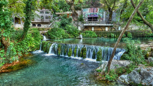 Cold Springs, Livadeia, Greece