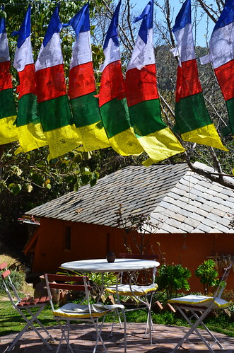 Buddhist Prayerflags by Ginas Pics