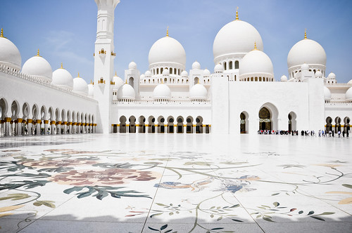 Sheikh Zayed mosque insights by marin.tomic