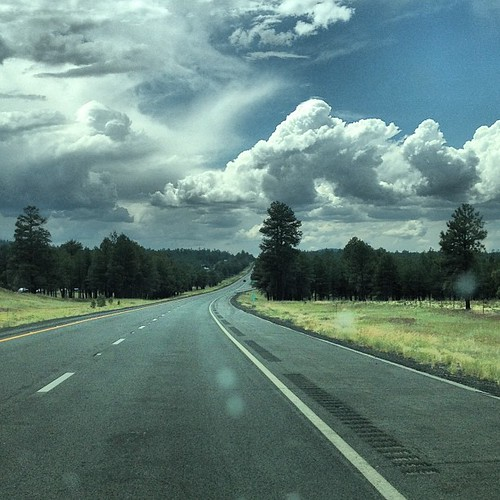Near Flagstaff, Arizona