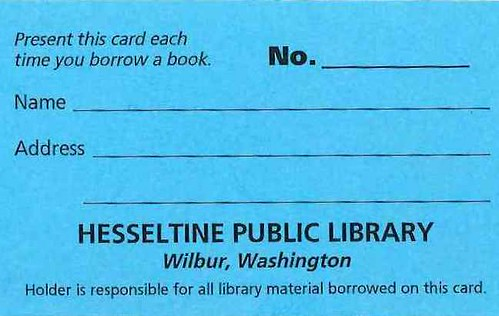 Hesseltine Library (Wilbur)