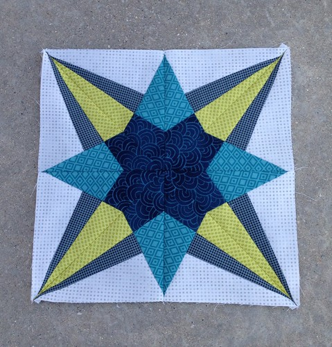 May Lucky Stars block