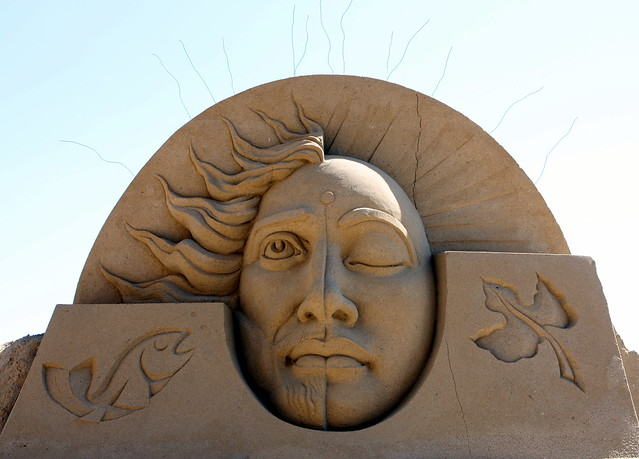 The Sand Face..