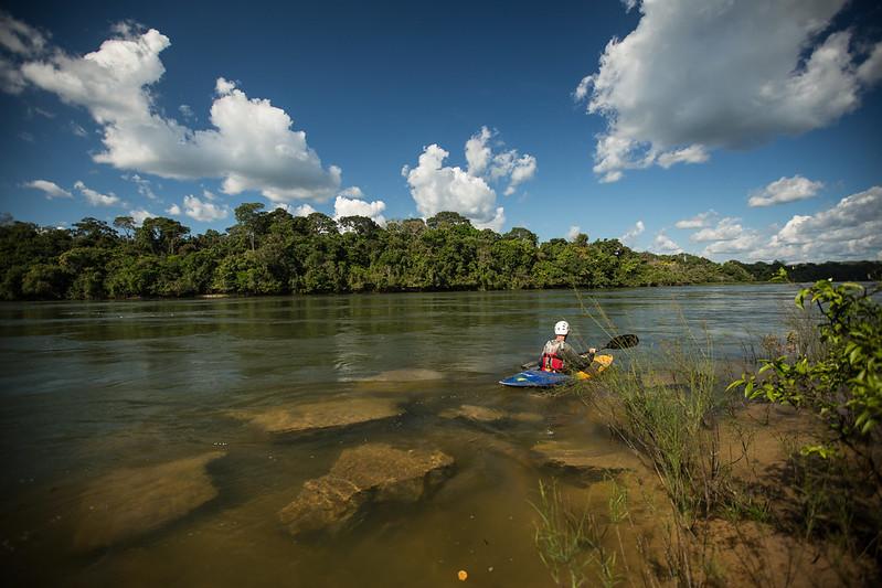 Rio Juruena - Amazônia Juruena Livre
