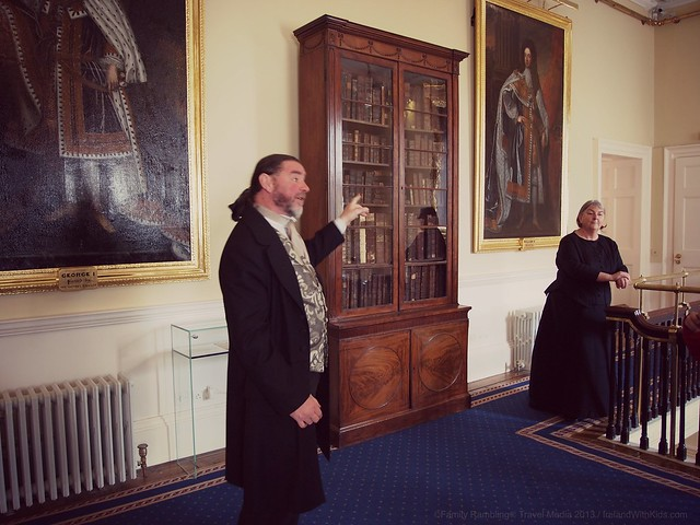 Character Led Tour at the Bishops Palace, Waterford