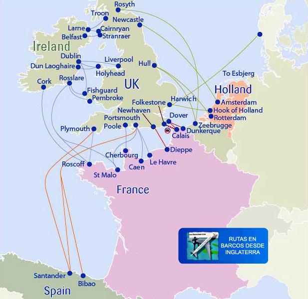viajar entre Inglaterra y Francia: Hay que saber escoger bien la ruta para optimizar costes y tiempos viajar entre inglaterra y francia - 9443702833 c71dcc3348 o - Cómo viajar entre Inglaterra y Francia