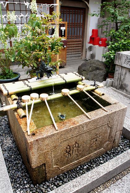 京都錦市場水瓶女王20