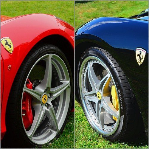 Ferrari Face-Off by votaaj