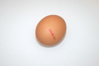 11 - Zutat Hühnerei / Ingredient egg