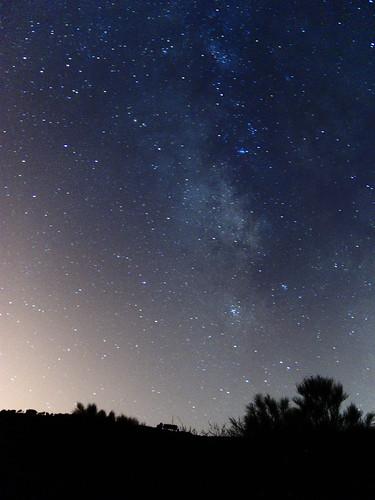 La Vía Láctea en Sagitario