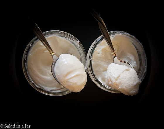 One cause of grainy homemade yogurt