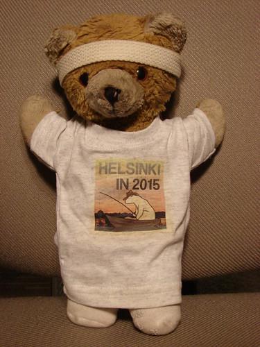 Bidding Bear