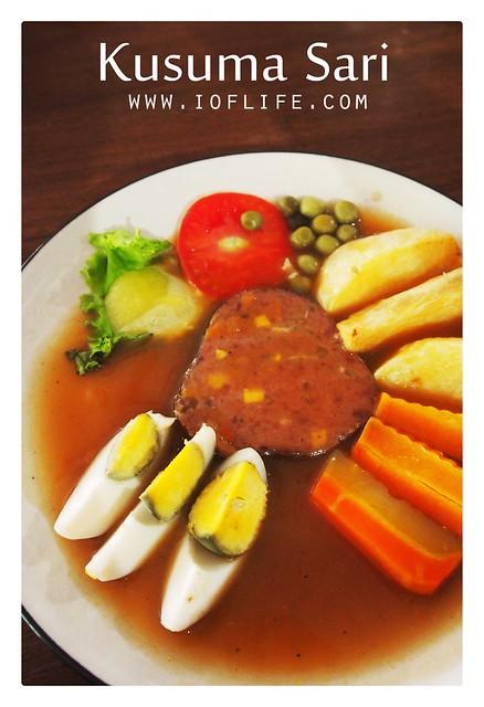 Steak Galatine Kusuma Sari