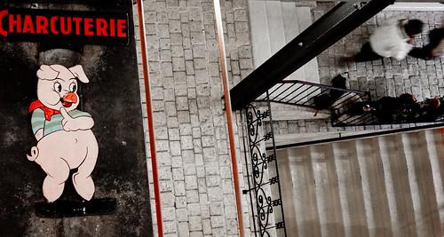 escaliers et portes ouvertes.....3/3 by ime-imisa .....