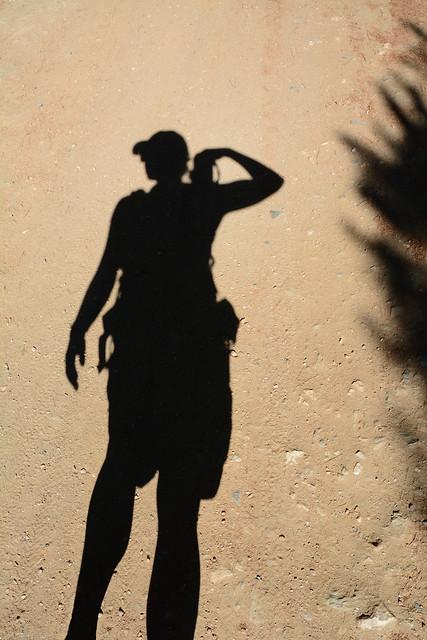 ...sono l'ombra di me stessa...!!