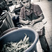 In der Garküche. Kuala Lumpur / Malaysia