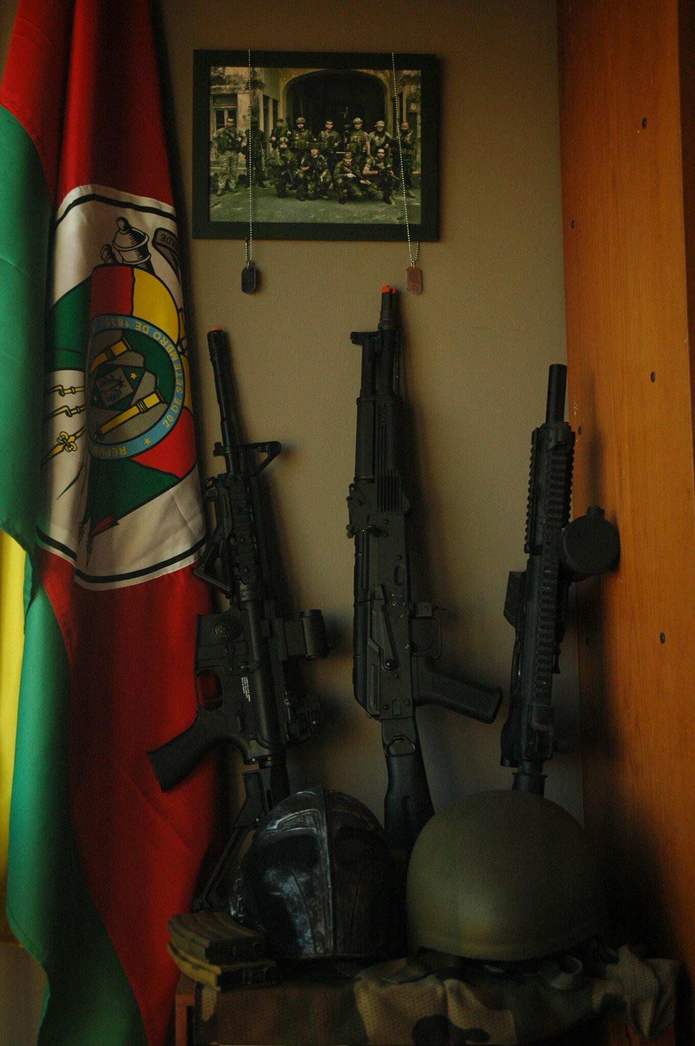 O escudo e as armas do Rio Grande 9824967915_b2f3b5f41b_k