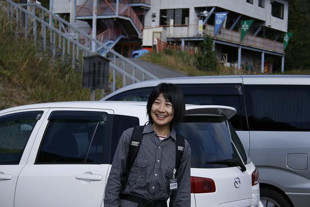 本日の講師は佐久間智子先生.