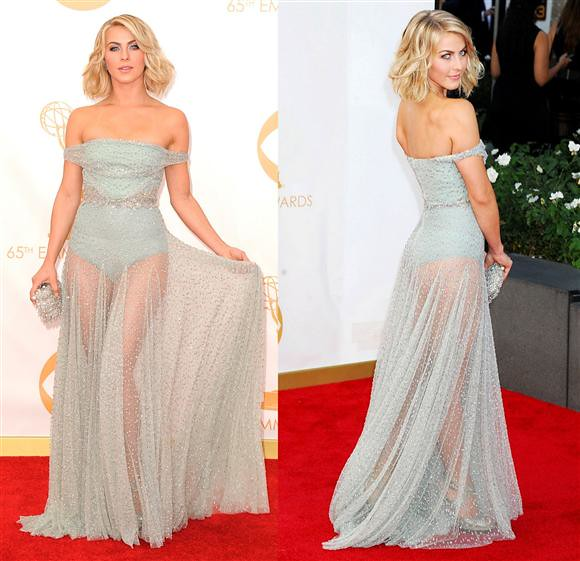 Juilianne Hough  Emmy's 2013