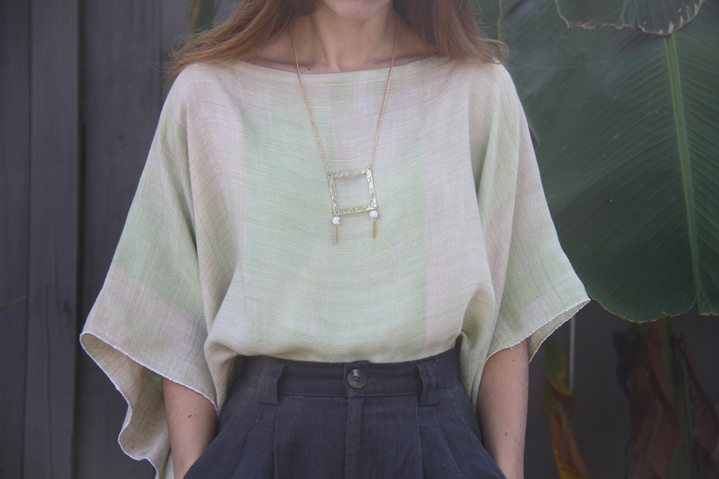 weekend diy: caftan