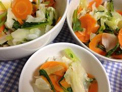 朝食サラダ 2013/9/10