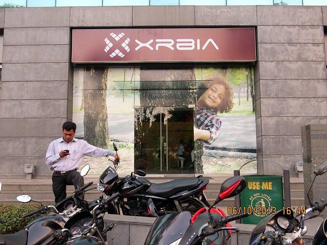 Showroom of 6.5 Acre Xrbia Bebedohal (On Hinjewadi Talegaon Road) at ICC trade tower, ground floor,.Senapati Bapat Road,.Pune - 411 016. India. 2