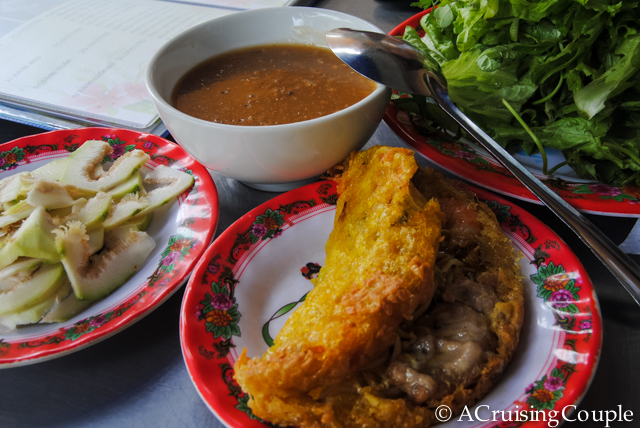 Banh Xeo Meal