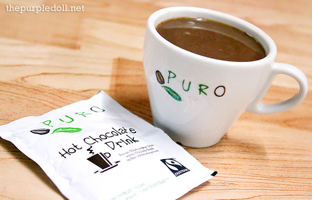 Puro Fairtrade Hot Chocolate