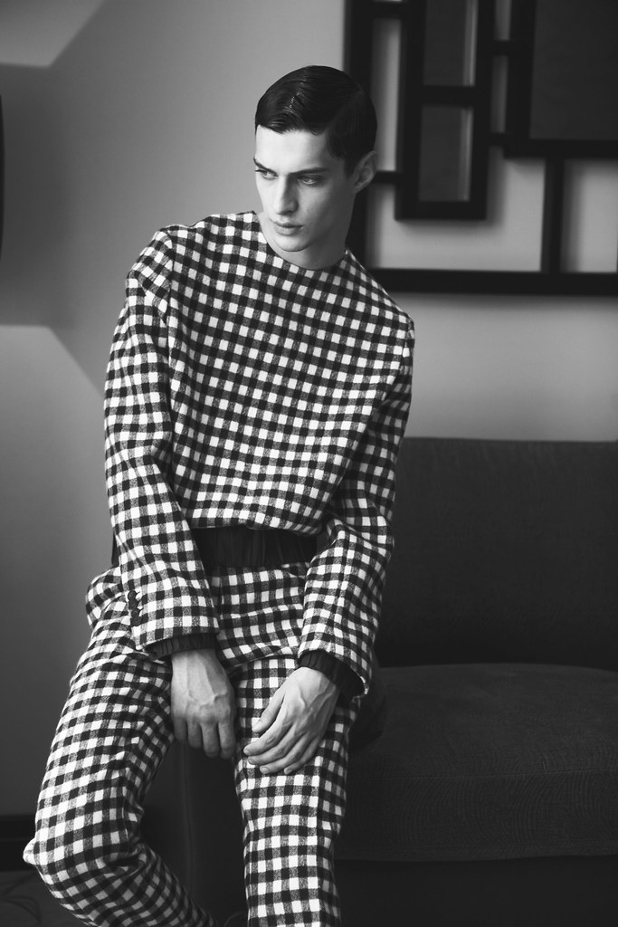 Matthew Bell cover story / Boys By Girls