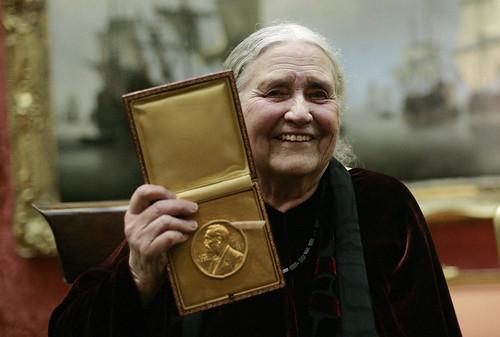 2007: Doris Lessing - Anh/Iran