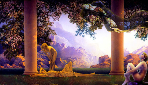 maxfield-parrish-muse