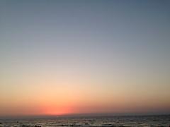 Sunset !!