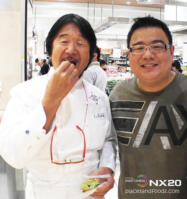 hiroyuki sakai and placesandfoods