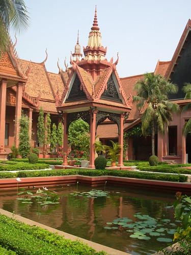 Phnom Penh-Musée National (3)