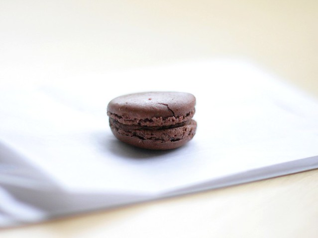 Macarons al Cioccolato - Ricetta Originale