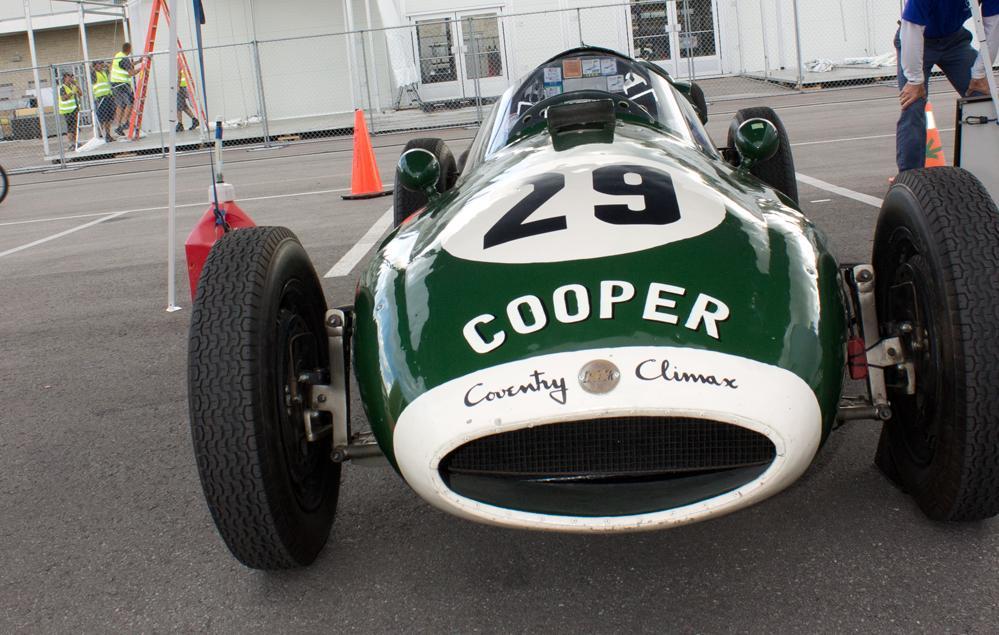 1957 Cooper T43