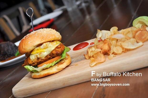 F by Buffalo Kitchen 10