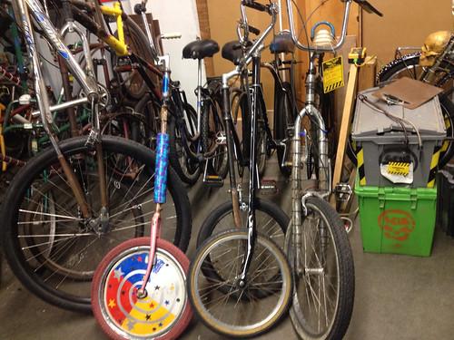 DIY bikes