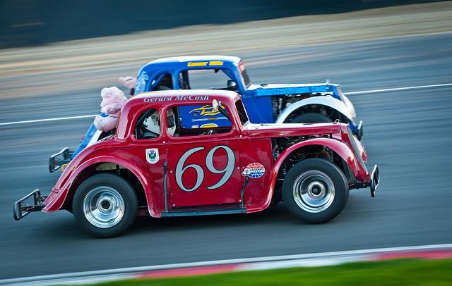 Gerard Mccosh - Legends Cars UK Championship
