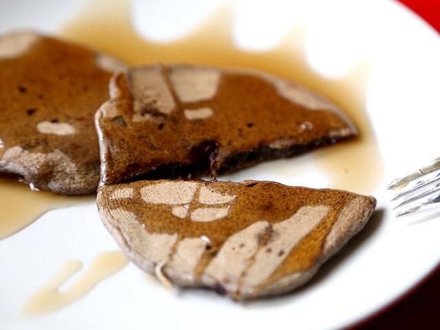 Pancake alla Nutella - Ricetta
