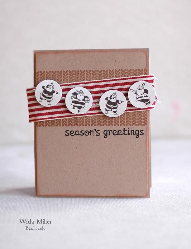 Seasons Santa