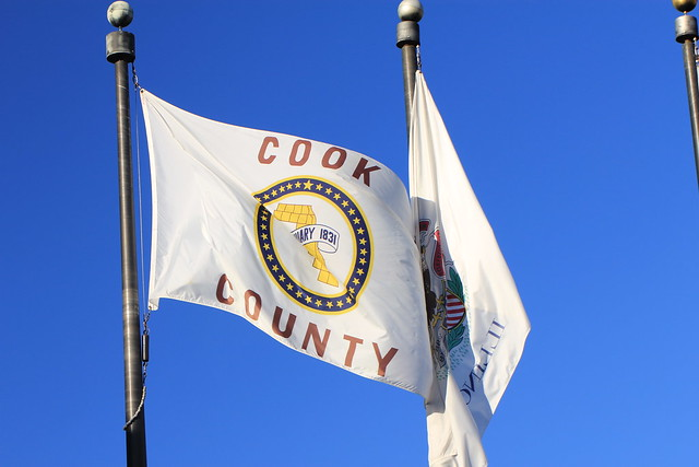Flag of Cook County