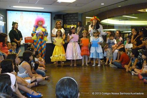 A Alegria Salesiana da Educação Infantil contagia o Espaço Thiago by cnsamanaus